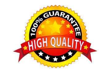 high quality guarantee